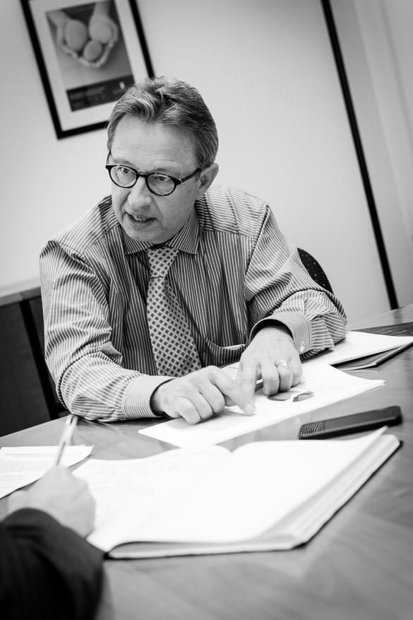 Arnaud de Jamblinne du fonds immobilier La Foncière précise