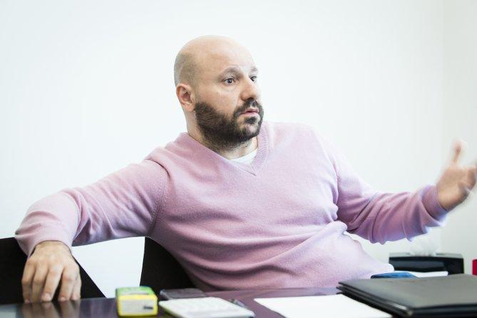 Abdallah Chatila explique le rôle des technologies