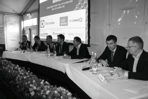 Panel de dirigeants immobiliers de Suisse et France au SIL