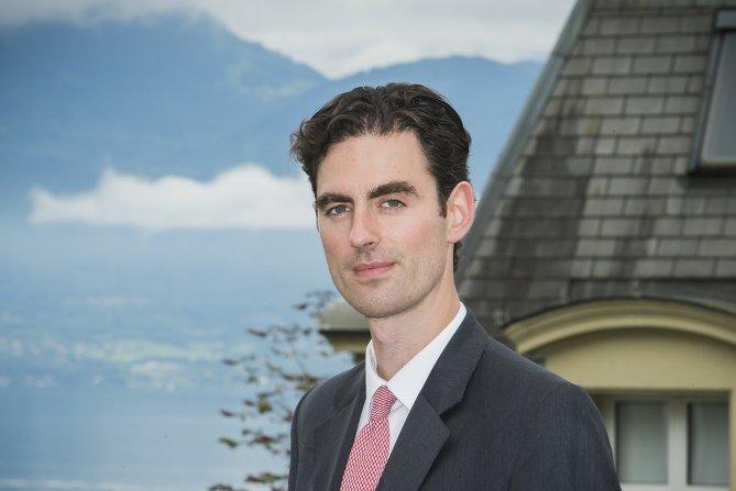 Jim Hershkowitz à Lausanne pour le lancement de Solvabilité+